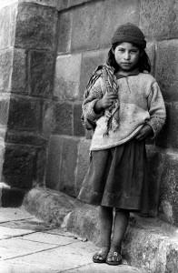 The little prince - Cusco, Peru